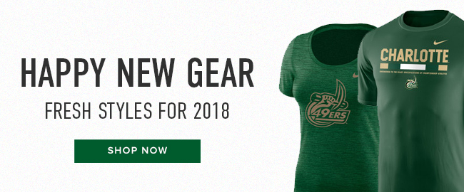 Picture of shirts. Happy New Gear. Fresh styles for 2018. Click to shop now.